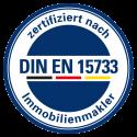 DIN-EN-15733-Zertifizierung