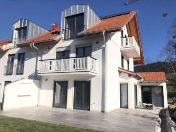 Erstbezug: TOP Neubau DHH mit besten Bergblick in Hohenpeißenberg, 82383 Hohenpeißenberg, Doppelhaushälfte