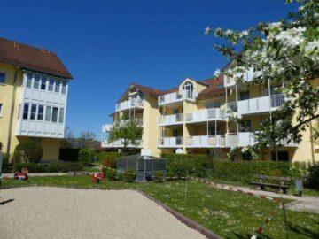 ansprechende 3 Zi.-Wohnung mit Lift, Südbalkon und TG-Stellplatz in WM-Ost, 82362 Weilheim, Etagenwohnung