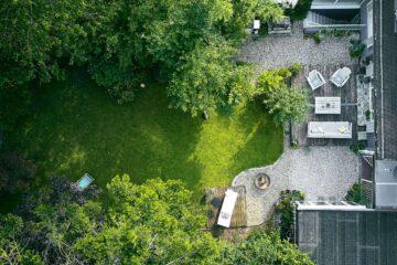 Familienparadies – Doppelhaushälfte auf Traumgrundstück in München-Aubing, 81243 München, Doppelhaushälfte