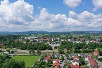 Baugrundstück für ein Einfamilienhaus am Stadtpark in Weilheim, 82362 Weilheim, Grundstück