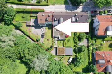 2-Familienhaus mit Einliegerwohnung sowie Doppelgarage am Stadtpark in Weilheim, 82362 Weilheim, Mehrfamilienhaus